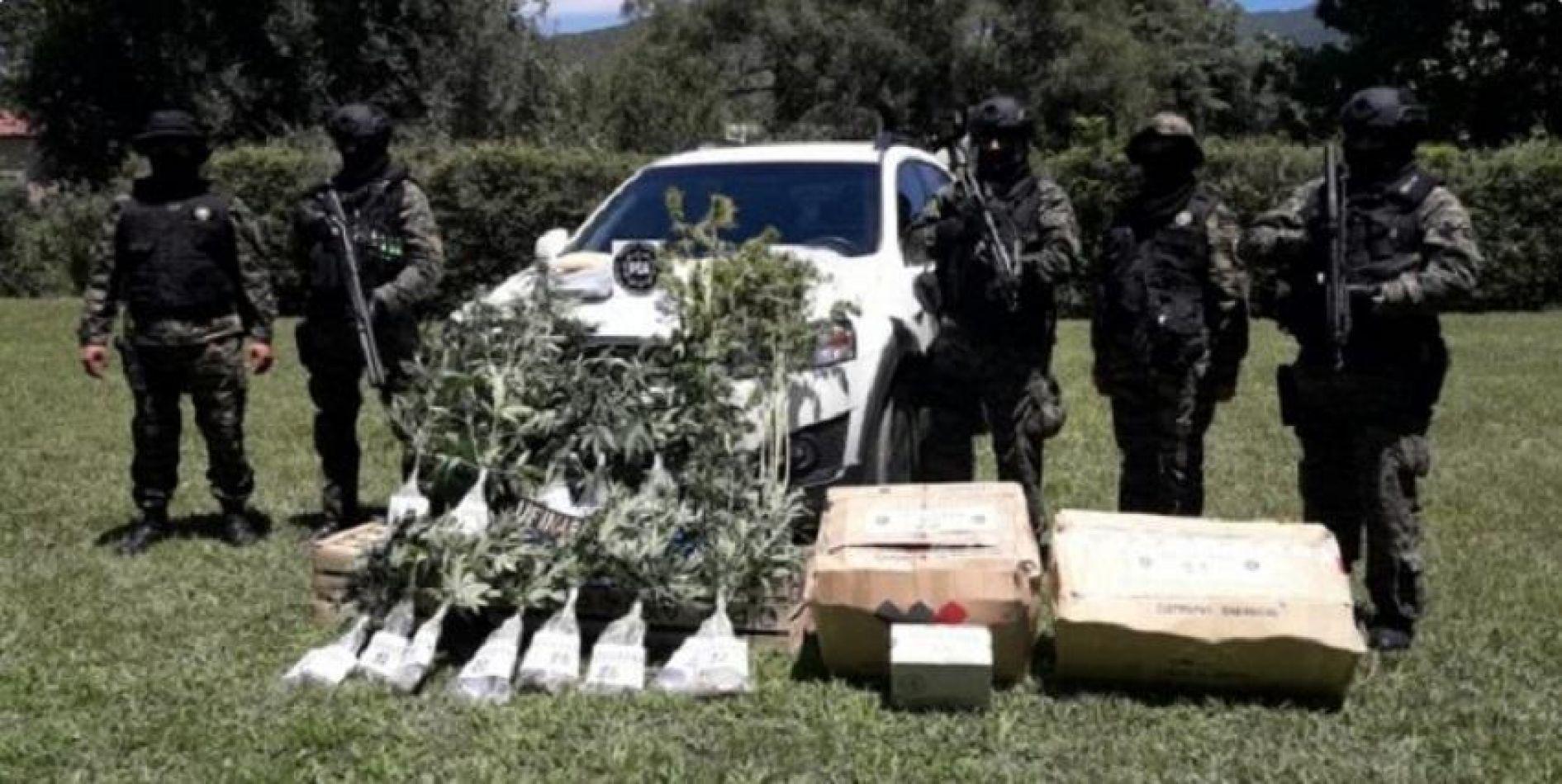 Piden prisión preventiva para los jóvenes acusados de formar una banda narco