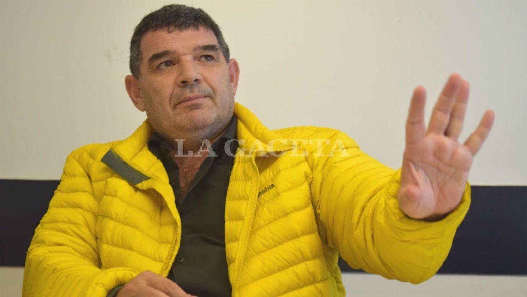 Solo Alfredo Olmedo votó en contra de la Ley Micaela
