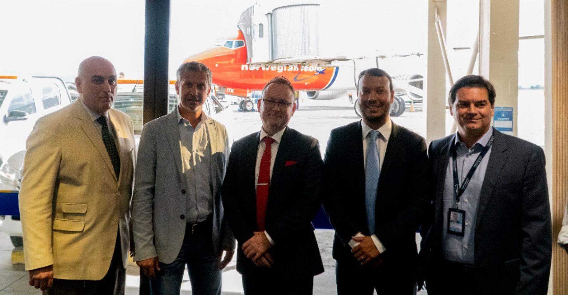 Destacan la llegada de una nueva línea aérea y el crecimiento de la conectividad en Saltaa
