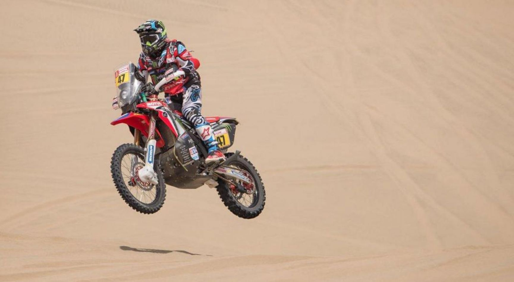 Rally Dakar 2019: Kevin Benavides está segundo en la general
