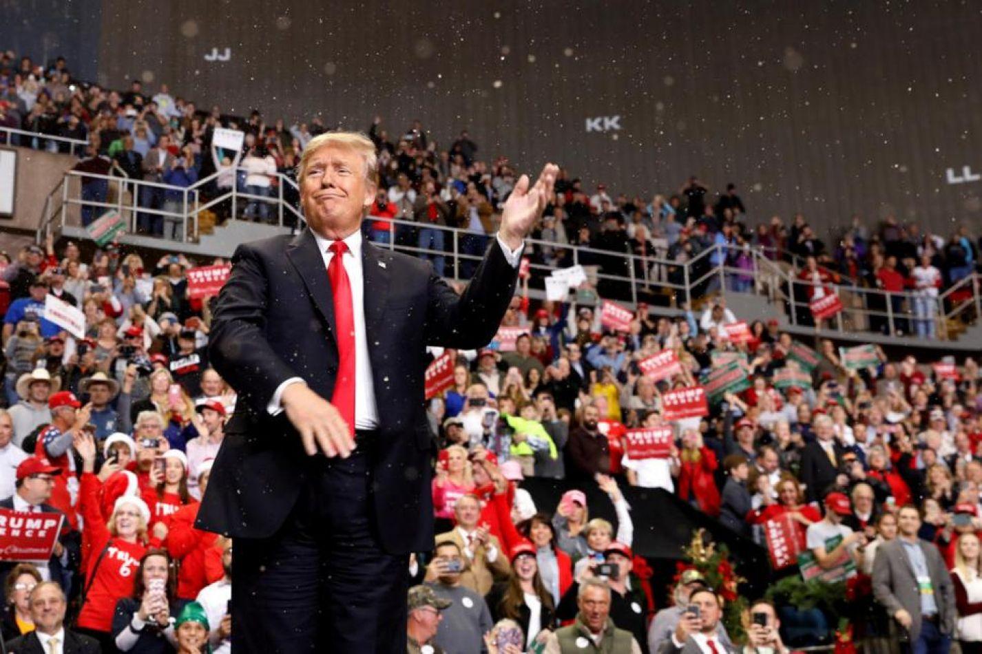 Trump recibe una nueva acusación de acoso sexual