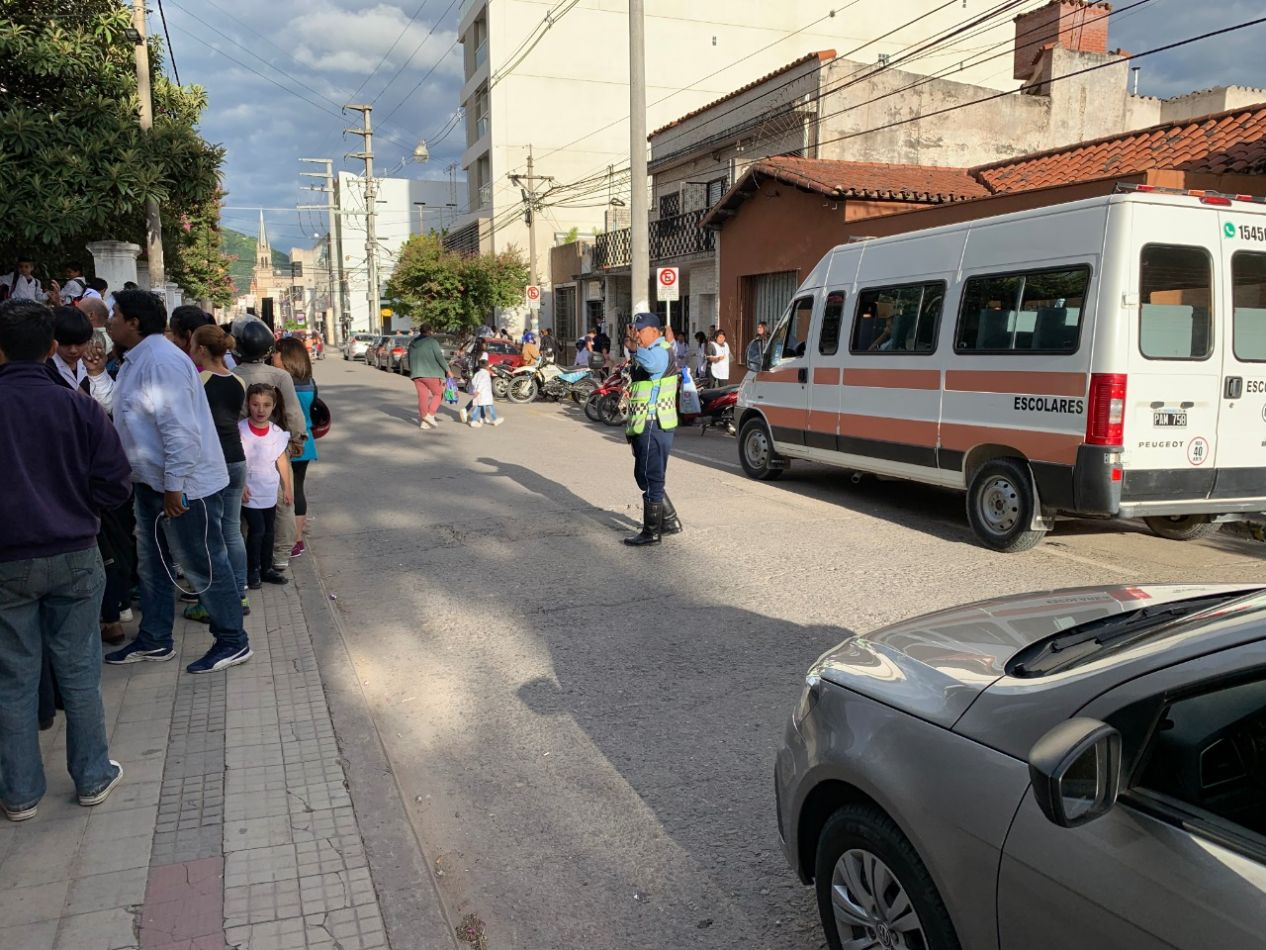 Fueron habilitados 88 transportes escolares para operar en la ciudada