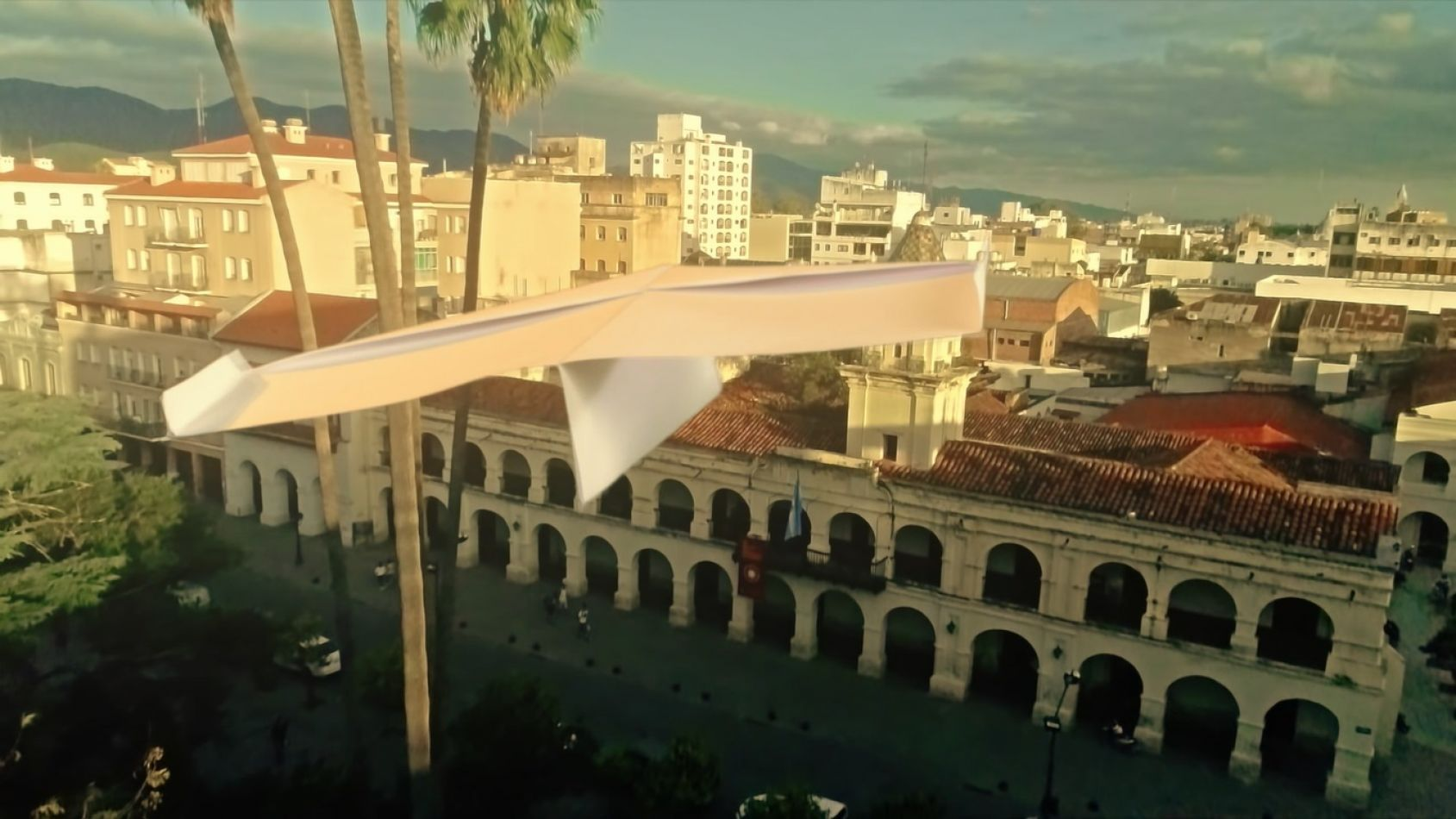 """Te mostramos """"Ciudad con alma"""", el spot promocional de la ciudad que fue ternado en un premio internacional"""