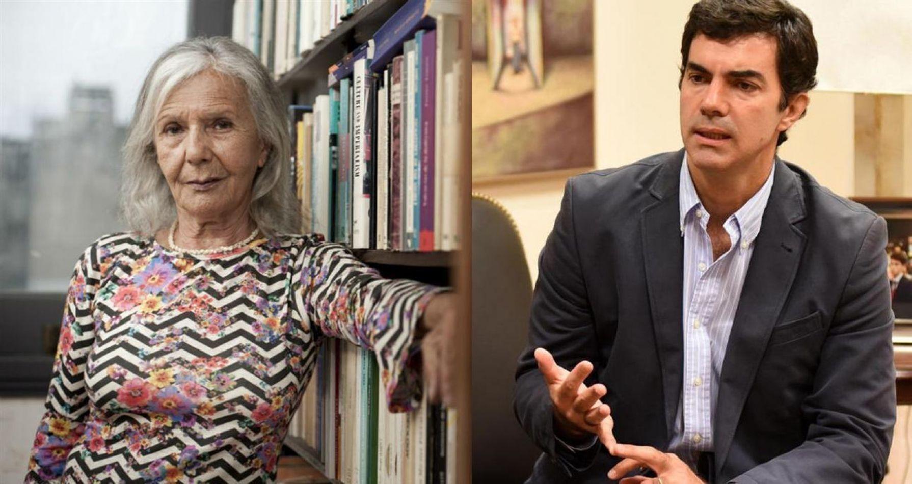 Beatriz Sarlo dio su dura opinión sobre Urtubey y otros candidatos