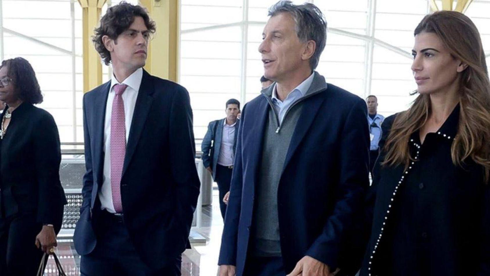 ¿Compañero de fórmula?: Mauricio Macri volvió a reunirse con Martín Losteau