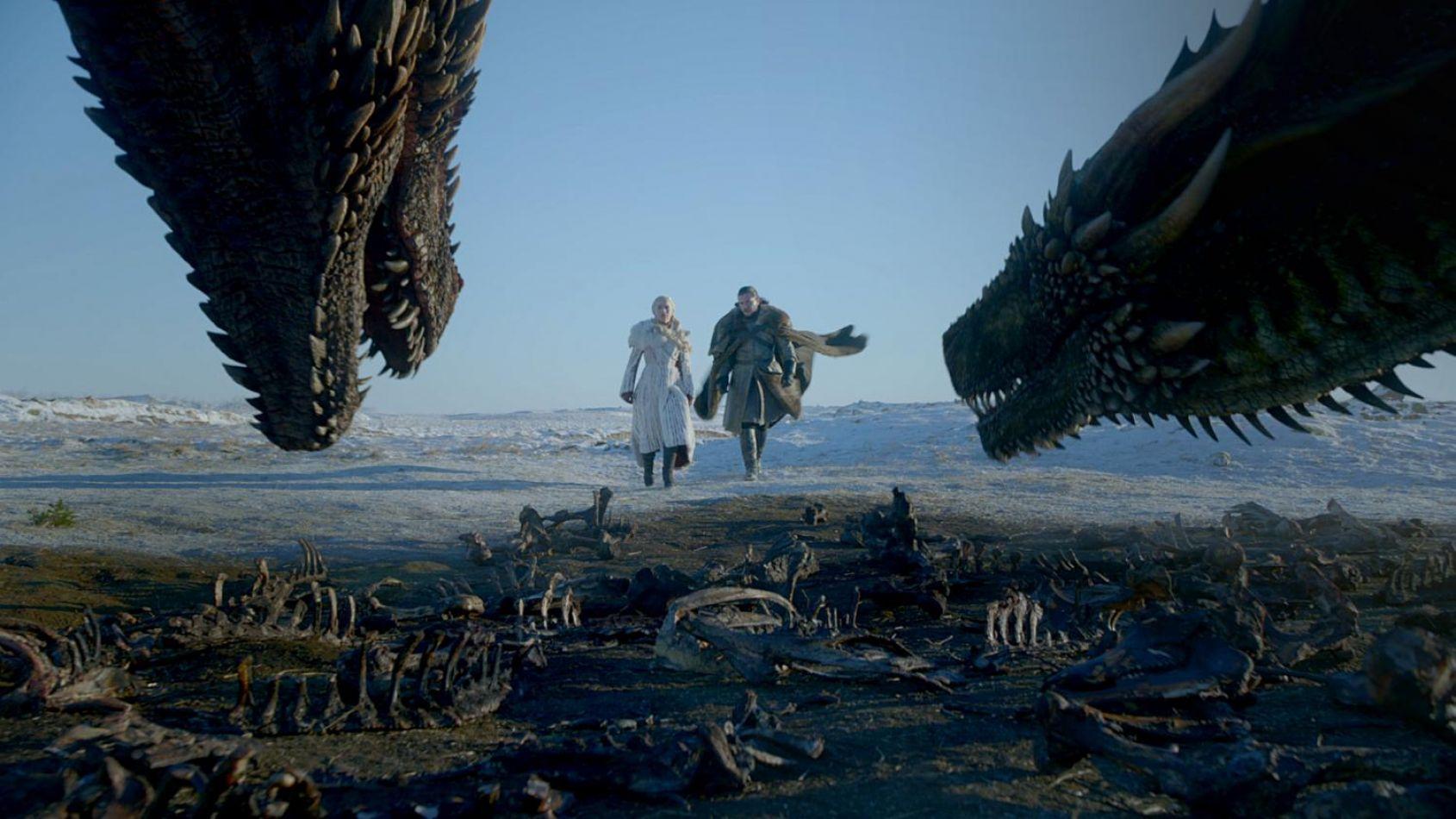 Game of Thrones hizo caer la plataforma HBO Go en todo el mundo